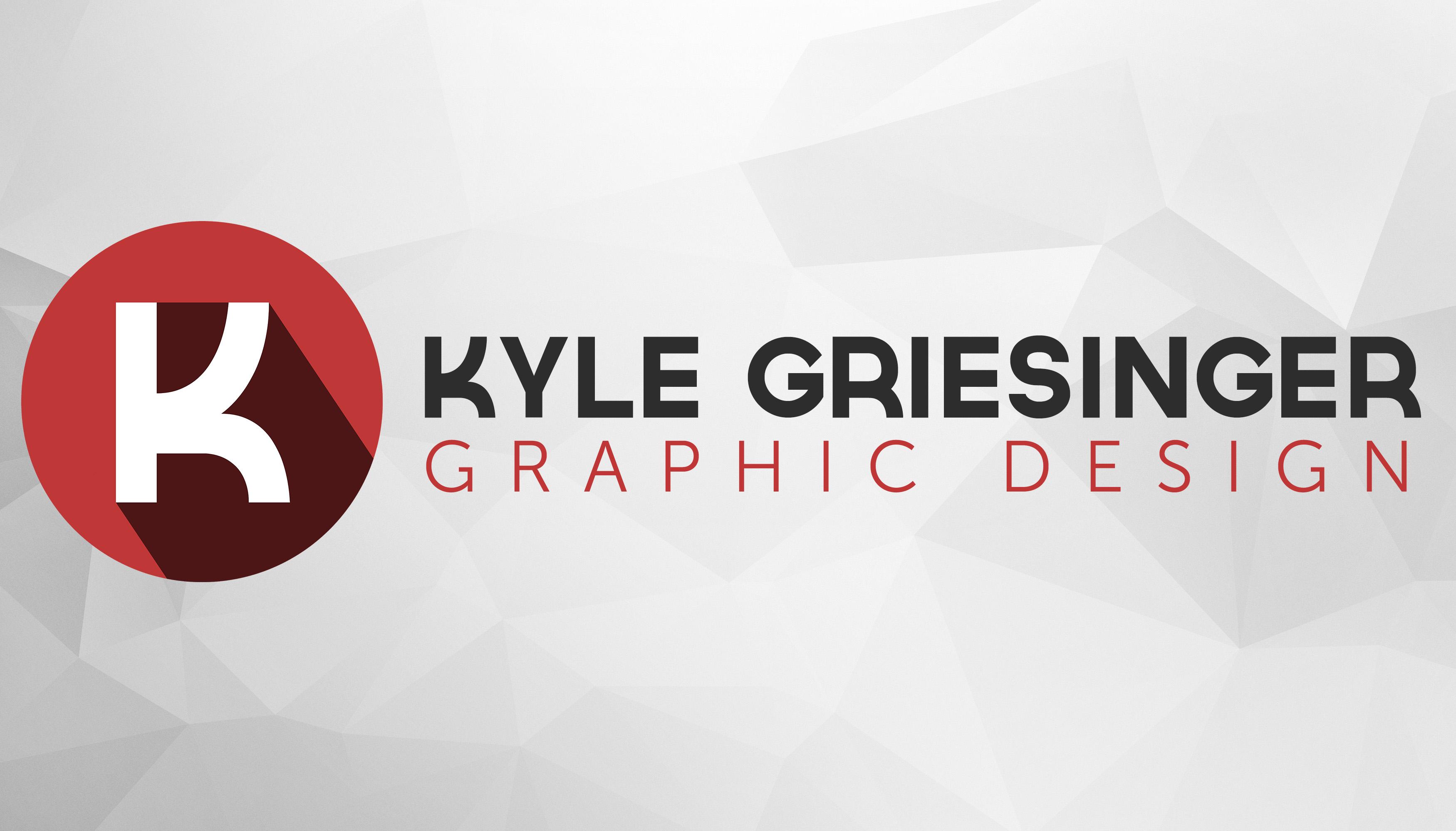 Kyle Griesinger Graphic Design